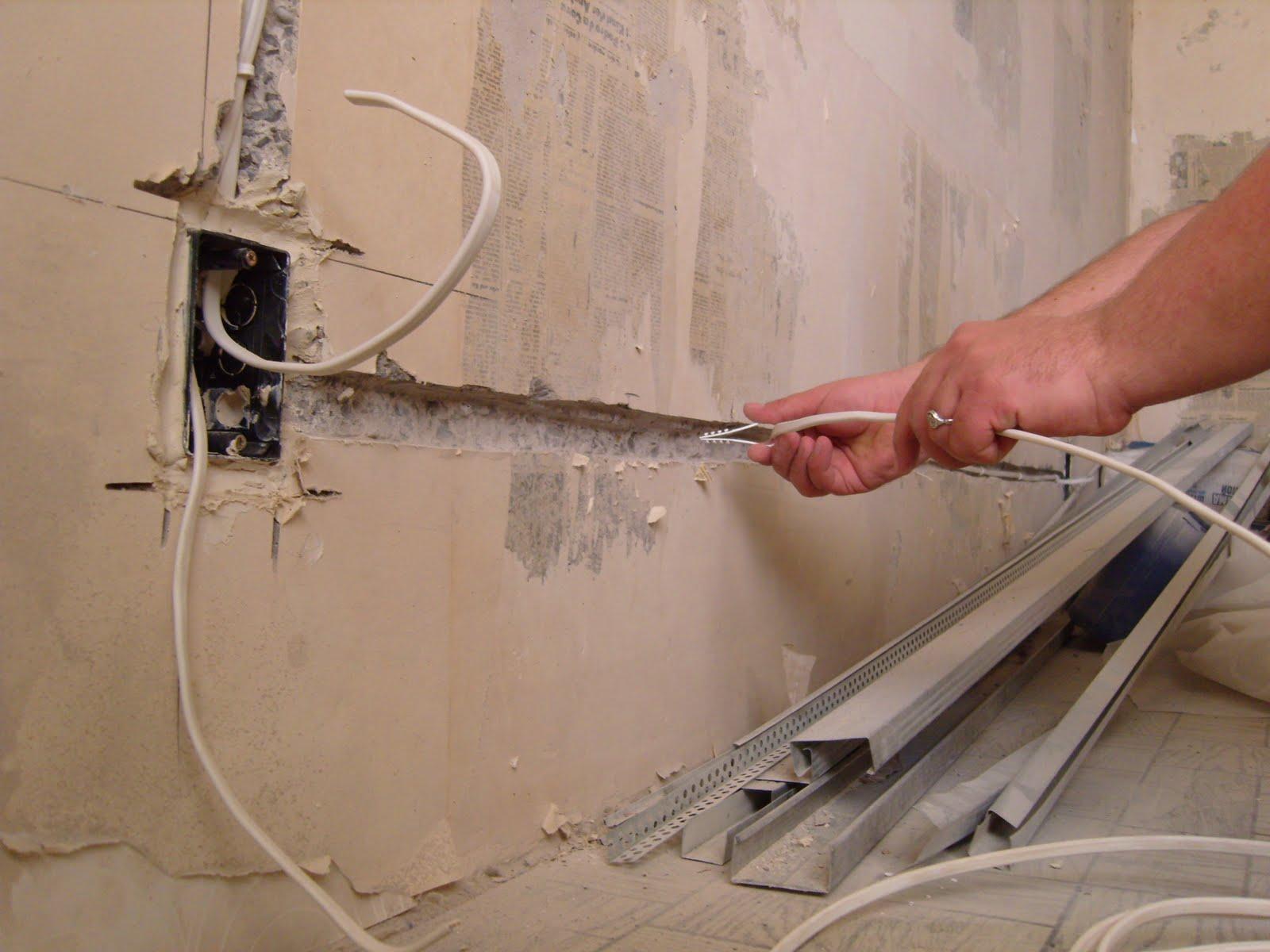 Провод для электропроводки в квартире