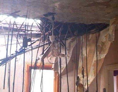 Электропроводка в старых домах