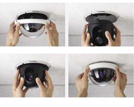стоимость монтажа системы сигнализации и видеонаблюдения